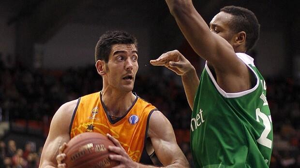 Valencia Basket. Stelmet Zielona Gora. Juanjo Triguero
