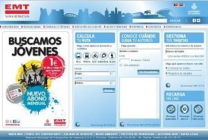 Web EMT Valencia