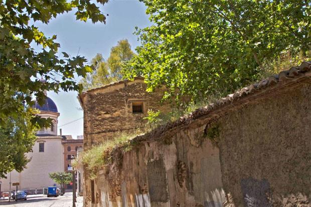Alquería de la calle Beato Gaspar Bono. Foto: Asociación de Vecinos Botànic