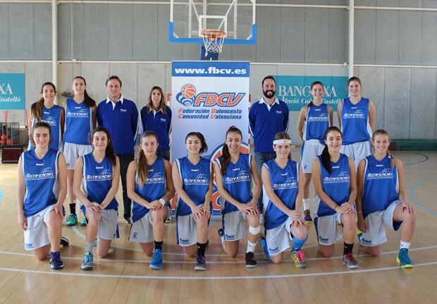 seleccion-cadete-femenina-valenciana-baloncesto