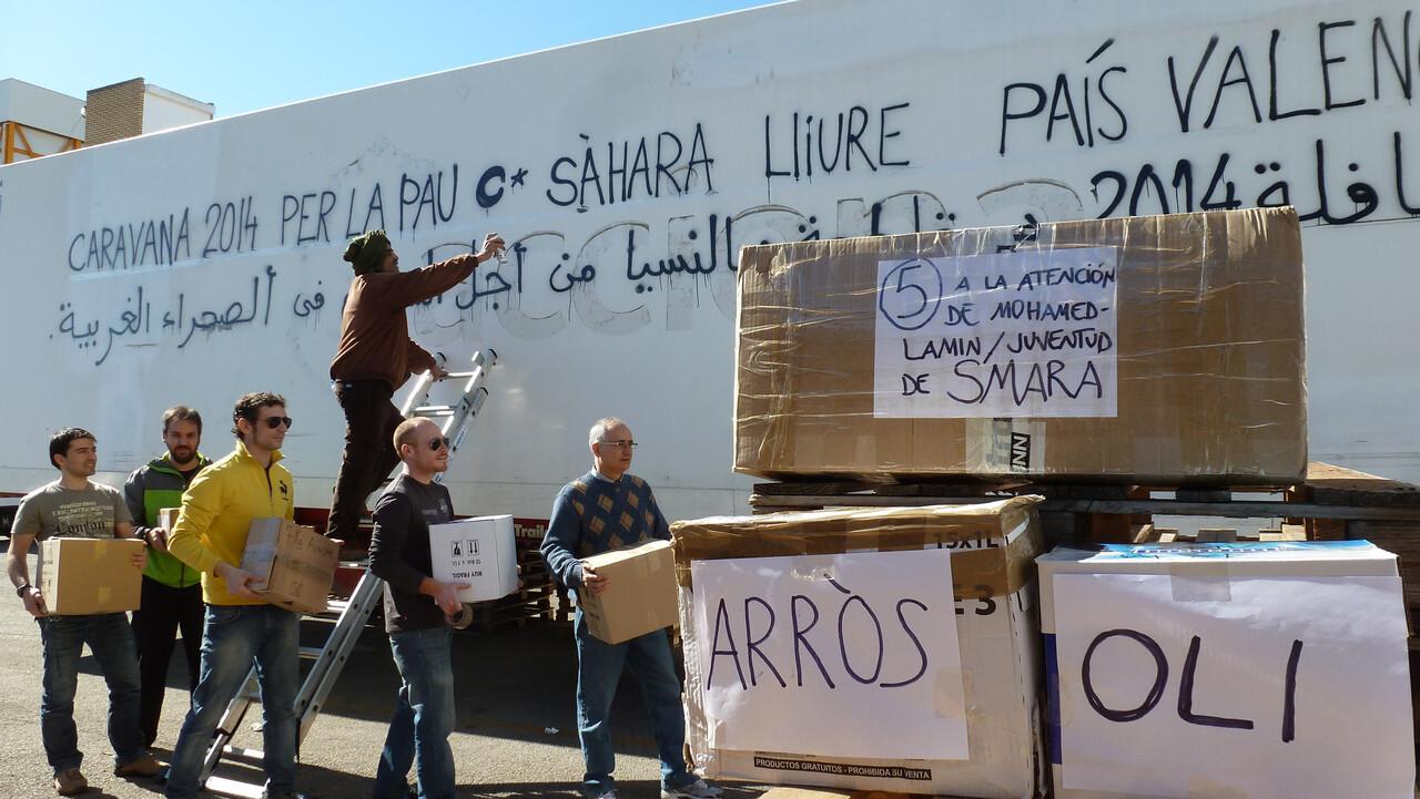 Caravana por la Paz 2014