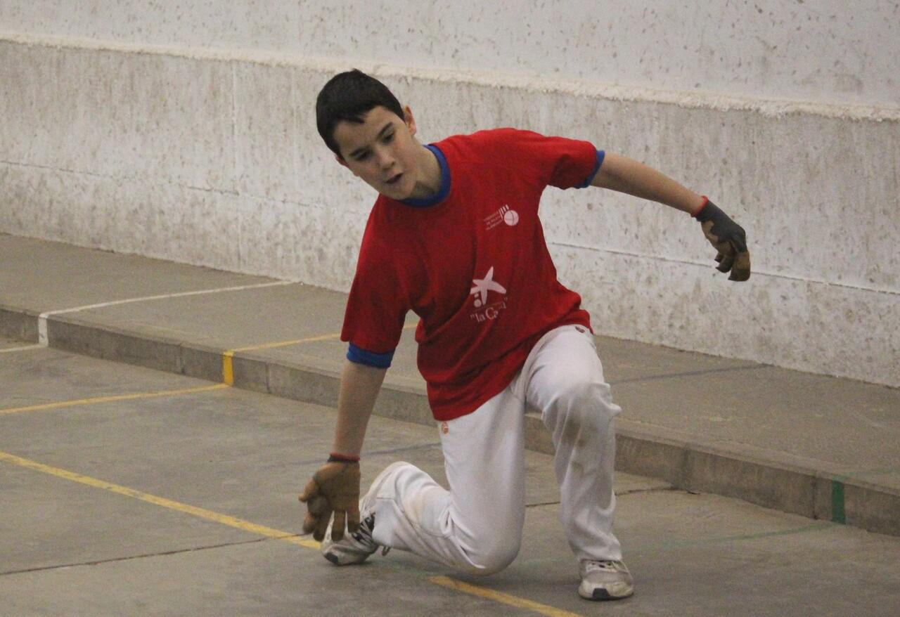 Carlos Díez de la escuela de Borbotó