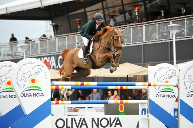 GOLD 4 at CSI2* Mediterranean Equestrian Tour II at Oliva Nova Equestrian Center, Oliva - SPAIN