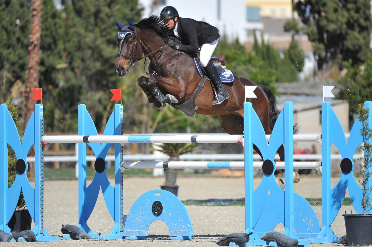 GOLD 3 at CSI2* Mediterranean Equestrian Tour II at Oliva Nova Equestrian Center, Oliva - SPAIN