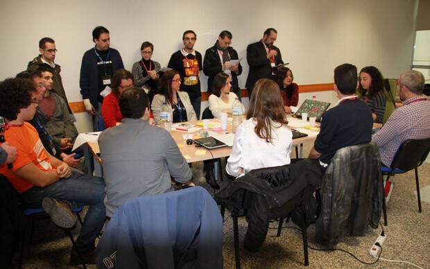 Los mentores asesoran a los nuevos proyectos