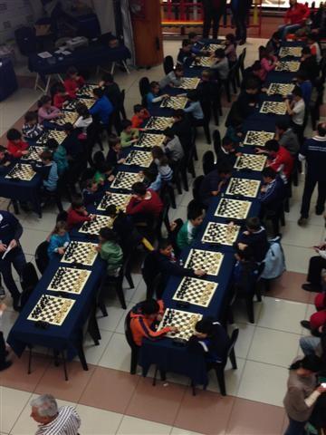 XVI Torneo escolar de Ajedrez Nuevo Centro
