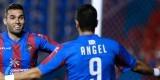 Barral fue de nuevo el gol granota. Foto de archivo (Levante UD)