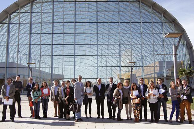 Presentación internacional de Nos vemos en Valencia