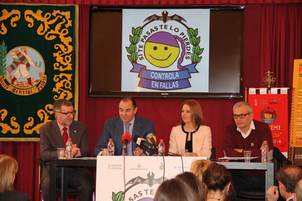 Presentación de la campaña 2014 de Controla Club