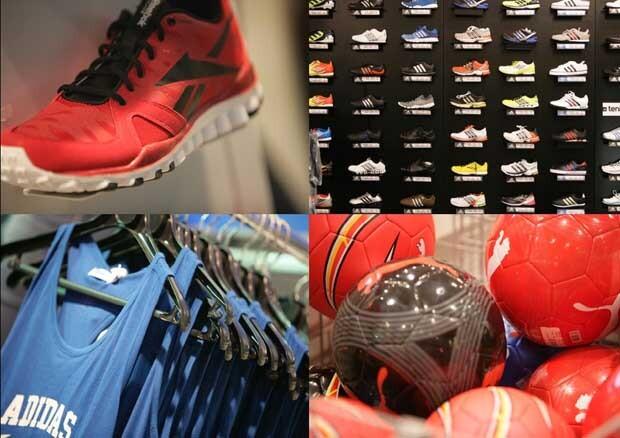 tiendas deportivas en factory bonaire