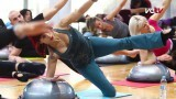 Valencia se convirtió en la capital mundial del Pilates