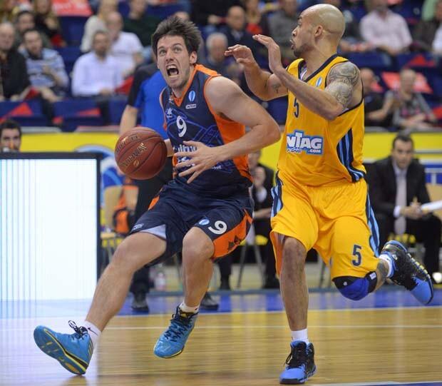 Basketball Alba vs Valencia