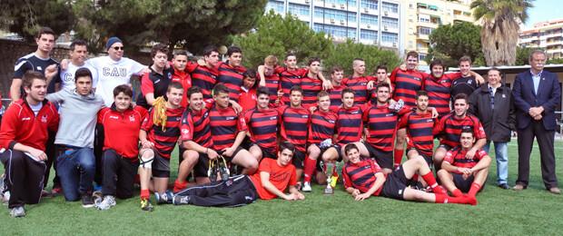 CAU_Campeon Sub18_2013-2014