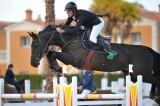 GOLD 4 at CSI3* Mediterranean Equestrian Tour III at Oliva Nova Equestrian Center, Oliva - SPAIN