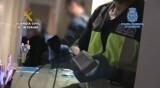 Desarticulados dos peligrosos grupos criminales dedicados a reventar cajeros automáticos