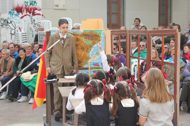 Ripalda - Beneficència - Sant Ramón, 1º premio al Conjunt