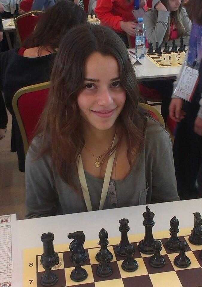 Irene Nicolás, subcampeona del mundo sub-16 y bronce europeo sub-16