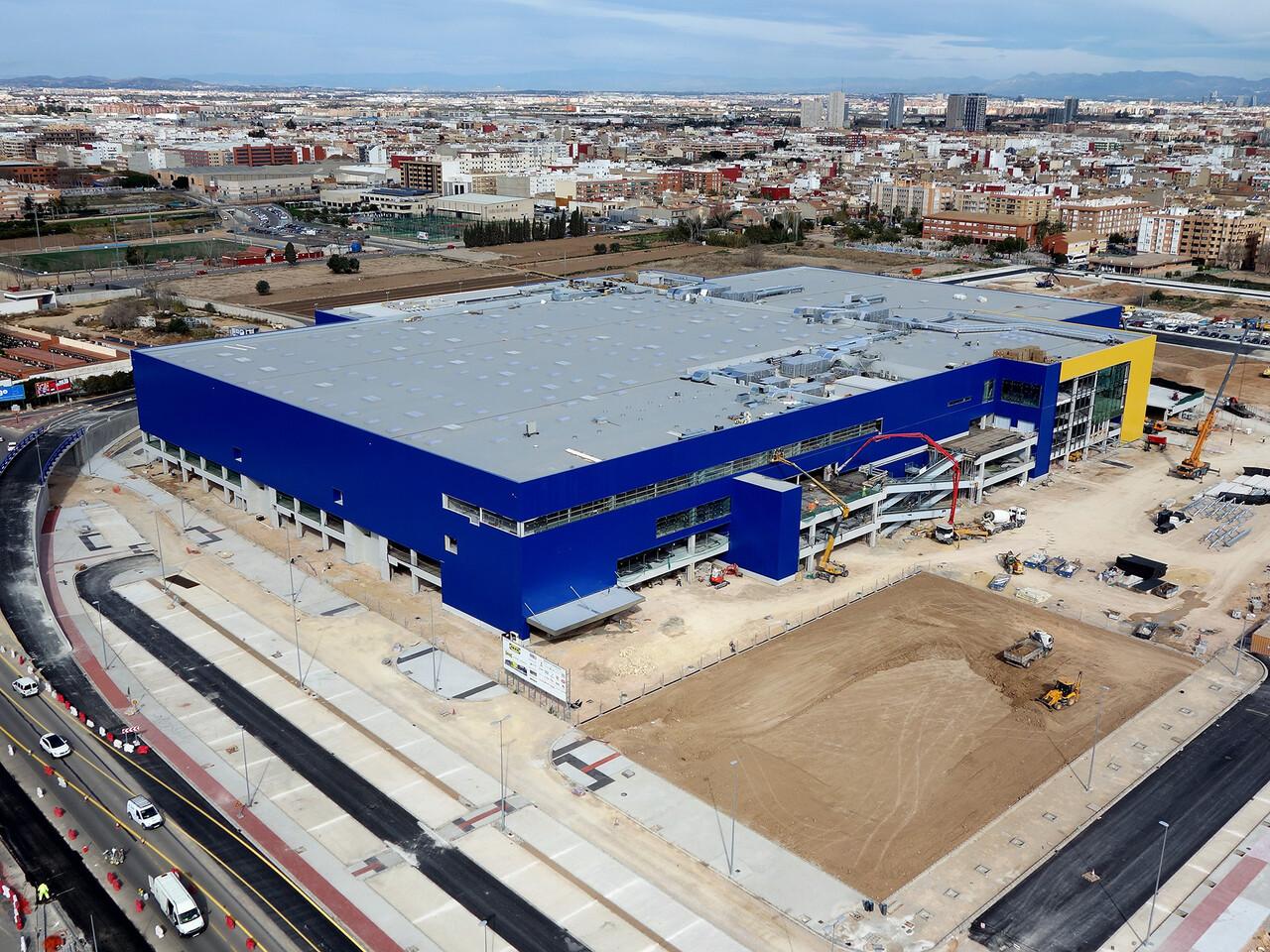 La tienda IKEA Valencia Alfafar abrirá sus puertas el próximo 17 de junio