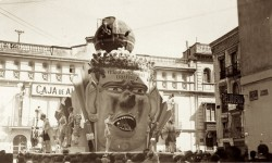 Plaza-Emilio-Botet-palacio-de-los-Vilaragut-1933