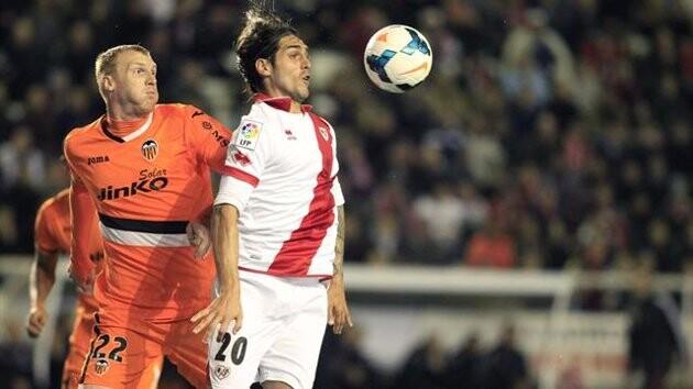 Valencia CF. Rayo Vallecano