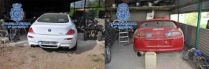desarticula en Mallorca un grupo dedicado al tráfico ilícito de vehículos