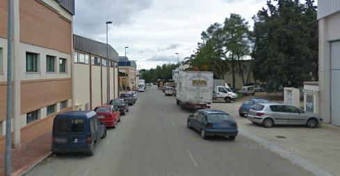 polígono industrial La Pedrera  albaida   Google Maps