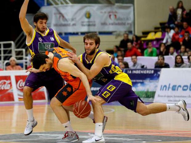 valladolid-valencia-basket