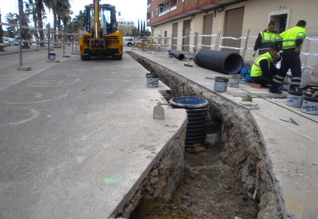 041814 Obras colector Castellar