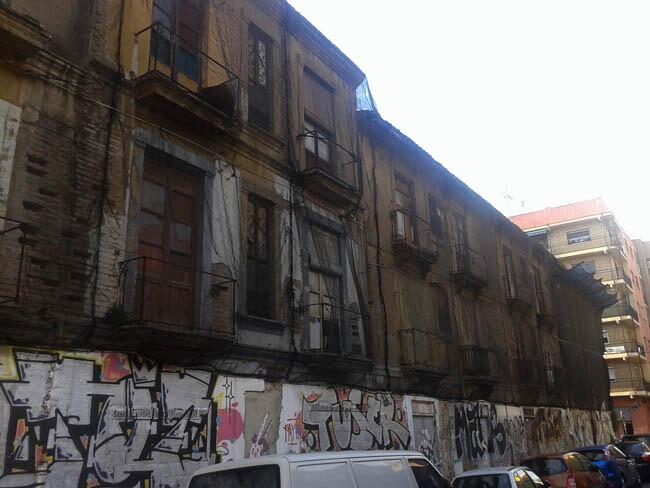 140427 Fotografía edificios a rehabilitar  calle Pepita