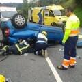 2014.04.22 ACCIDENTE DE TRAFICO EN CASTRILLON