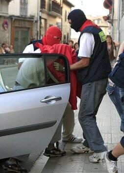 DETENIDO PRESUNTO AUTOR MUERTE DE UNA JOVEN EN IRUN