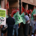 CSI•F se concentra ante la sede del Fogasa para reclamar un incremento de plantilla ante la acumulación de expedientes    elperiodic.com