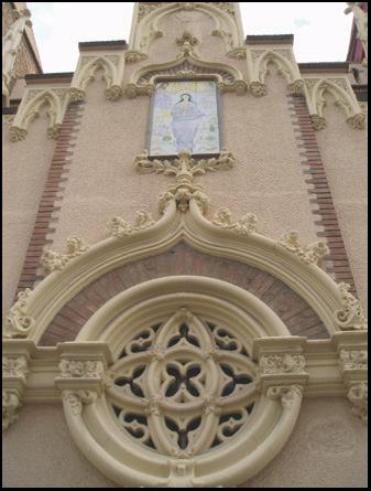 Cristo Redentor - San Rafael Arcángel