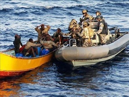 El TS condena a 82 años y medio de prisión para los piratas que asaltaron el buque 'Patiño'