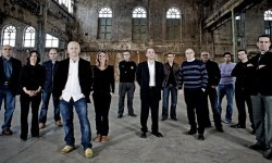 Grup Instrumental de Valncia. Nave de Sagunto (Valencia), (diciembre de 2007).