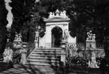 Jardines de Monforte. Años 60. A. P. R. S.