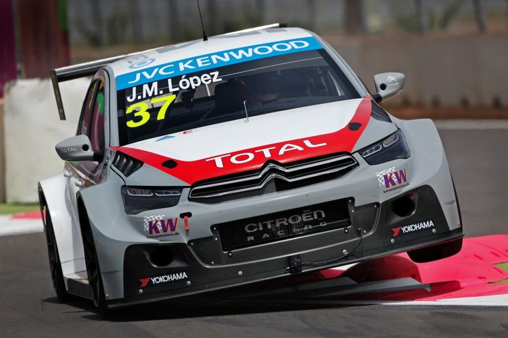 FIA WORLD TOURING CAR CHAMPIONSHIP 2014 - MARRAKECH
