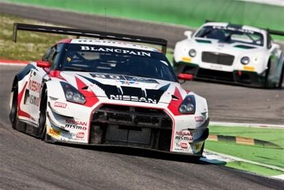 Nissan GT-R NISMO GT3 en Monza