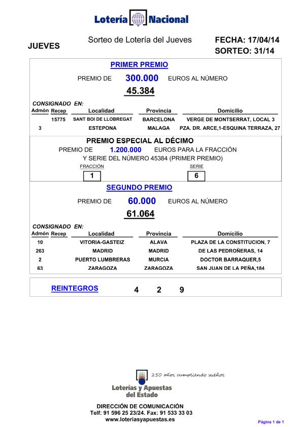PREMIOS_MAYORES_DEL_SORTEO_DE_LOTERIA_NACIONAL_JUEVES_17_04_14_001