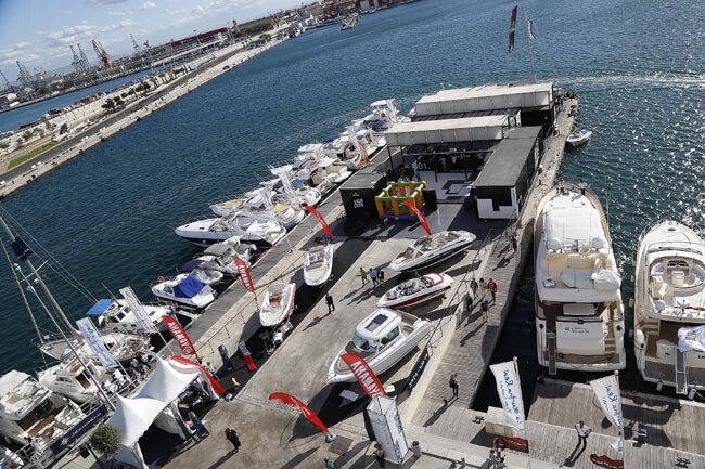Valencia Boat Show barcos