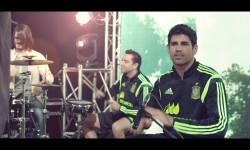 'Buena energía', la canción oficial de España en el Mundial de Brasil