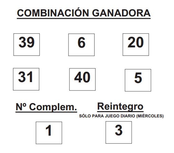 combinacion bonoloto 23-04-2014
