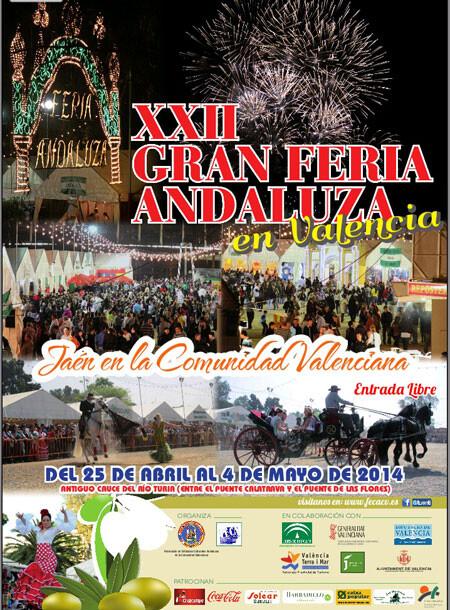 gran-feria-andaluza-valencia-2014-cartel