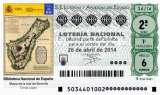 loteria nacional sabado tenerife