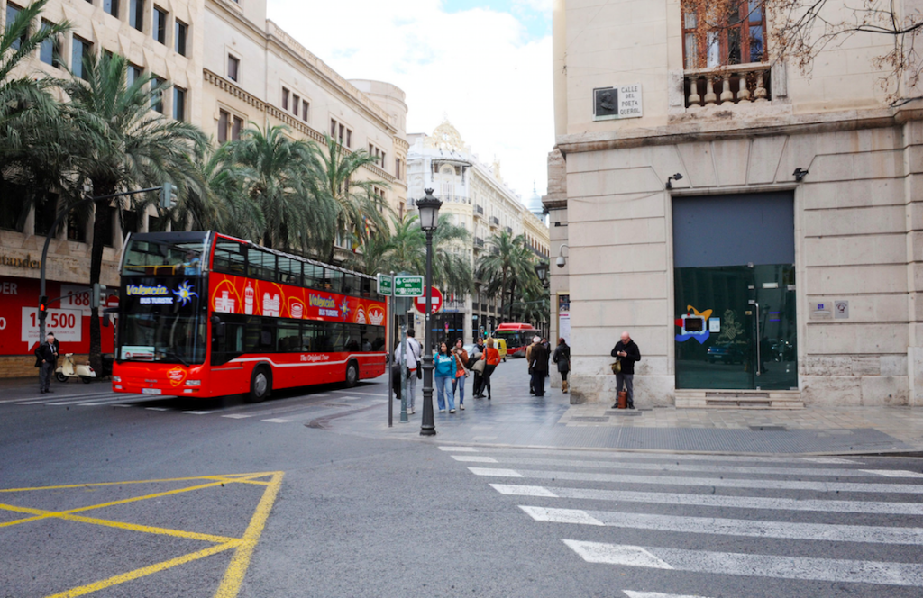 oficina de promoción de la Diputación de Valencia