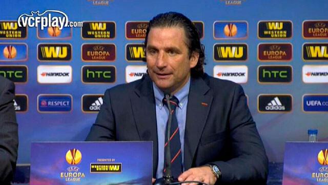 Pizzi, un poco más cerca de conquistar Europa como entrenador.