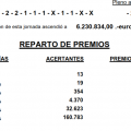 resultados de la quiniela domingo 27 abril