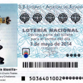 sorteo loteria nacional 3 de mayo