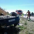 Accidente tráfico en A-3 (Requena) con una mujer fallecida