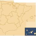 Mapa-proclamadas
